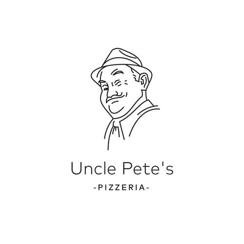 logo for pizzeria in chicago