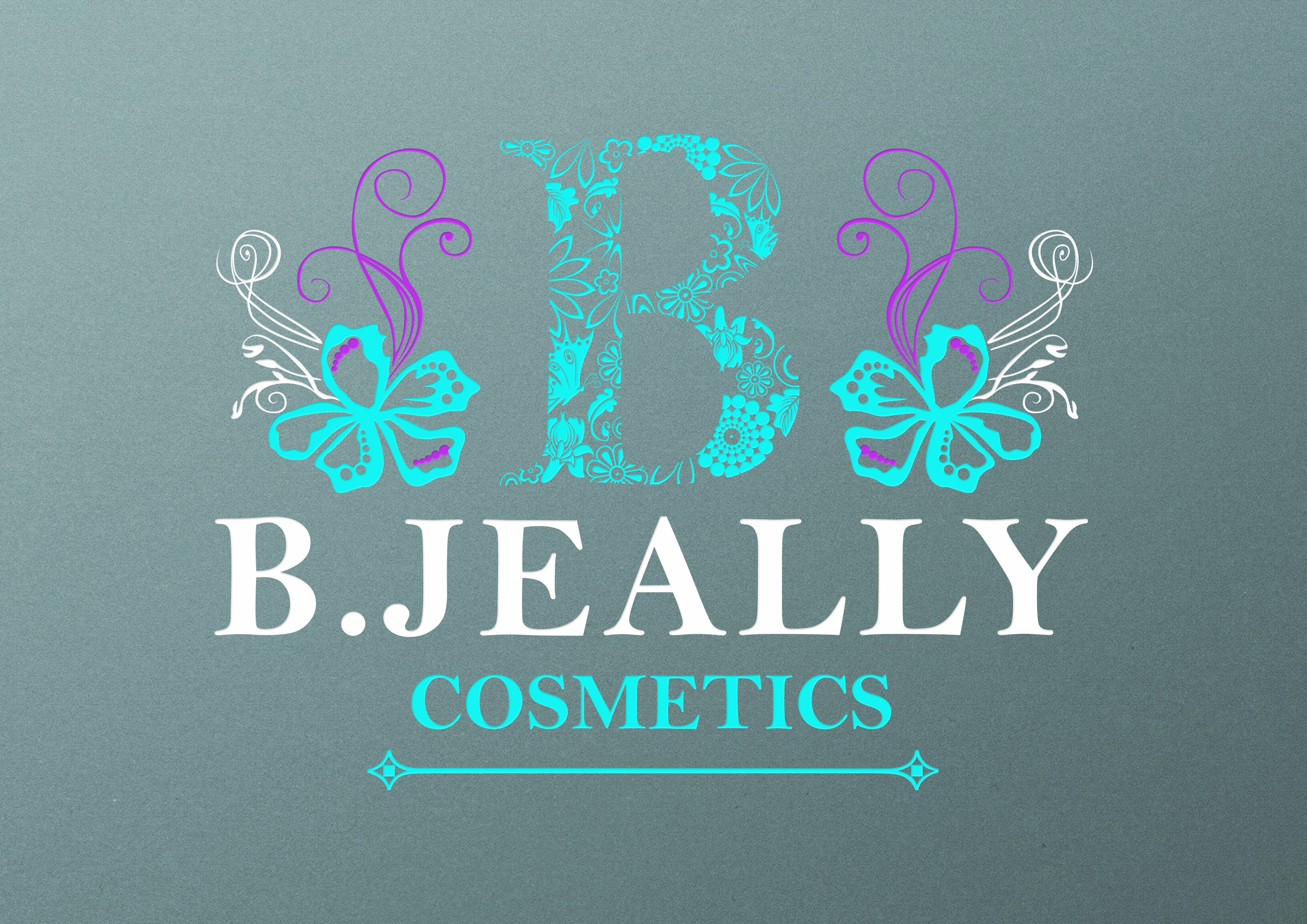 Create a capturing Logo design for a cosmetic brand