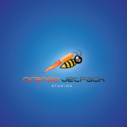 New logo wanted for Orange Jetpack Studios