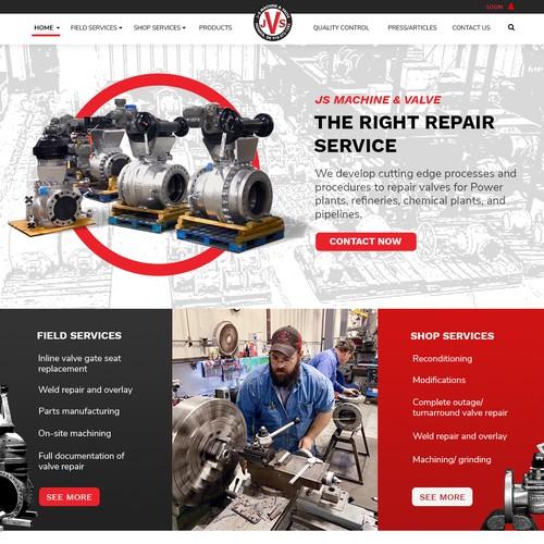 industrial pipes website