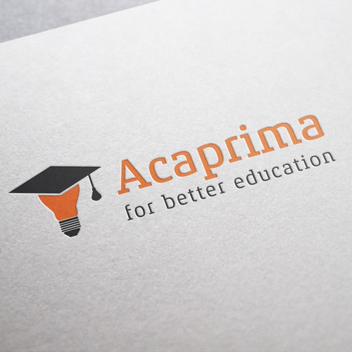 Create a logo for academy of professional business education