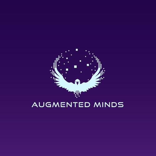 Logo for a mobile app design company