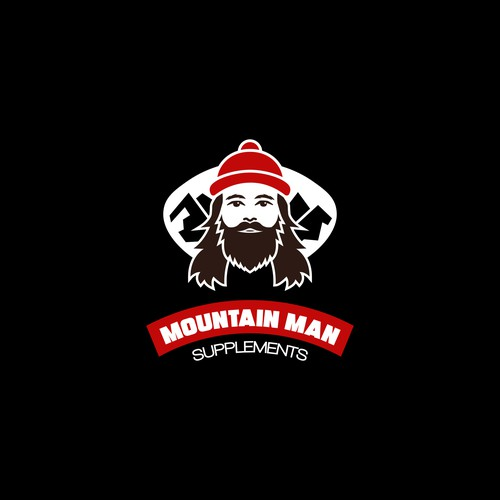Logo for Hair and Beard Supplements