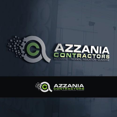Azzania Contractors logo