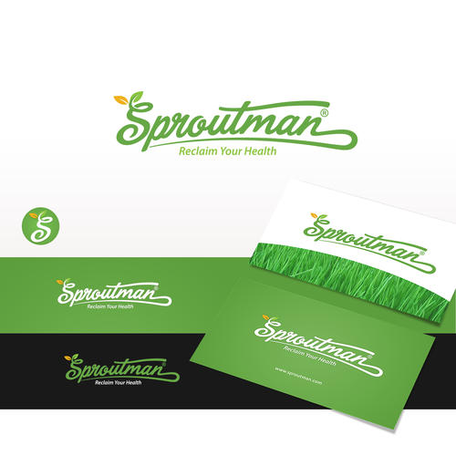Logo for Sproutman