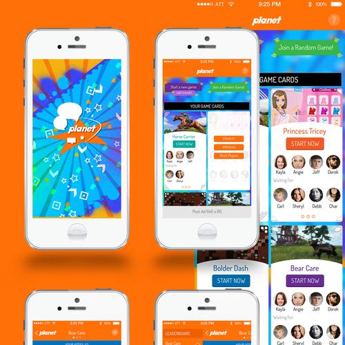 Planet Mobile App