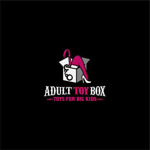 Logo for Adult Toy Box