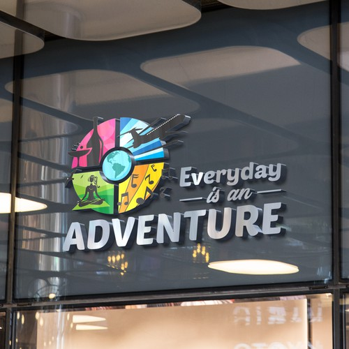 Logo Everyday is an Adventure