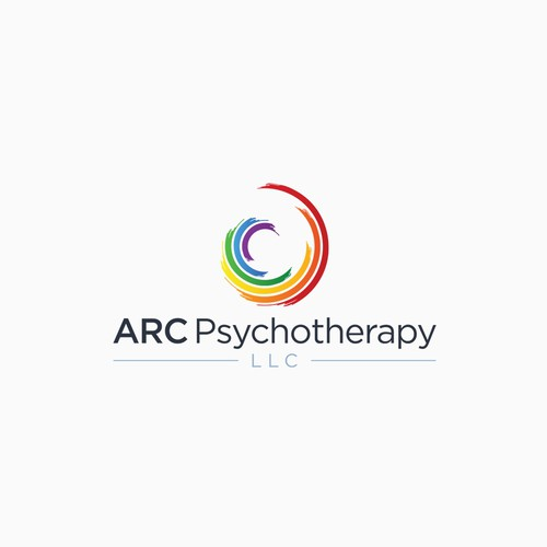 ARC Psychotherapy logo concept