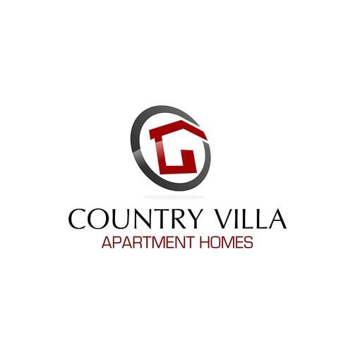 Create a winning logo for Country Villa Apartments Homes - guaranteed contest decision made quickly