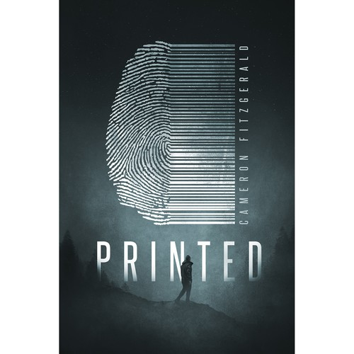 'Printed' book cover