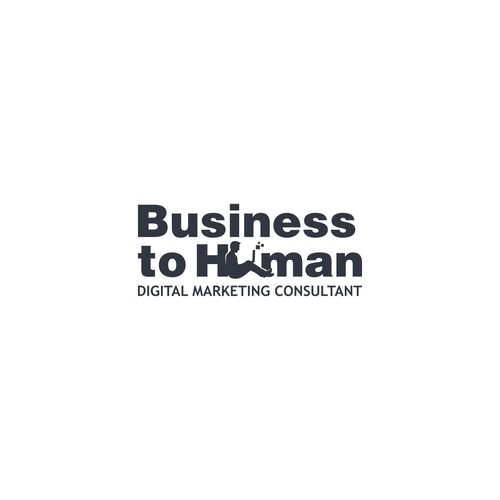 Logo for digital marketing consultan