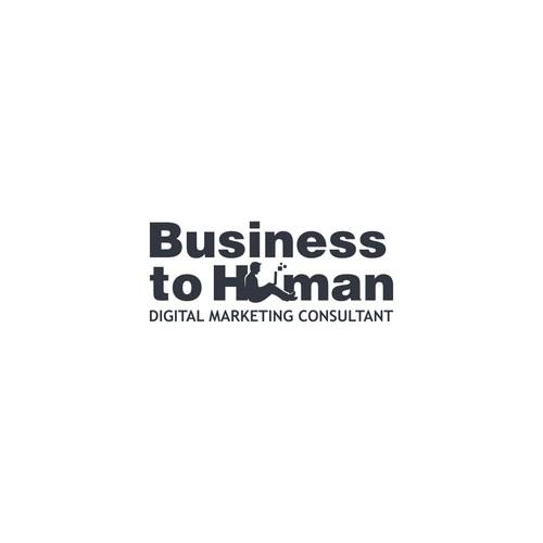 Logo for digital marketing consultan