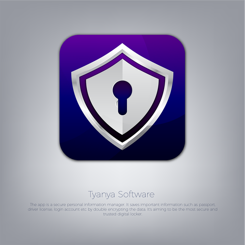 IOS App Icon for Tyanya Software