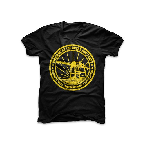 Working at the Docks T-shirt