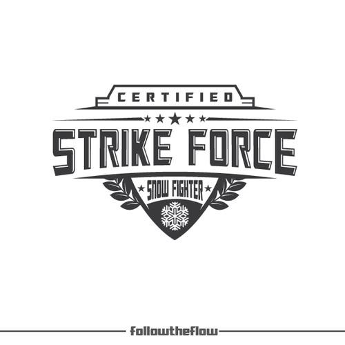** Strike Force Snow Fighters Emblem **