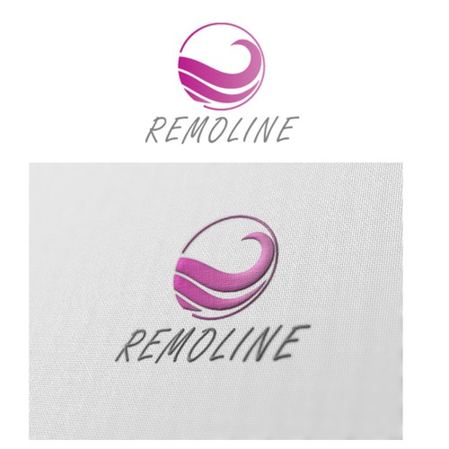 Logo Design for an Active Women's Swimwear Line