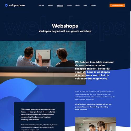 Web Design & WordPress Development - Agency