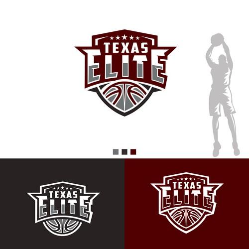 Bold concept logo for Texas Elite