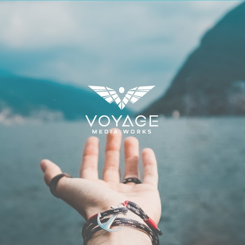 Discover the Voyage Media Works logo !