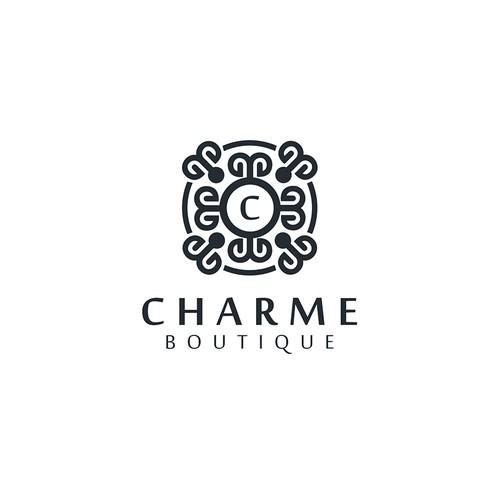 Luxury Boutique Logo Design