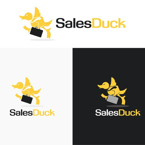 Sales Duck Logo