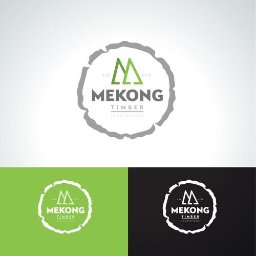 Logo for sustainable timber plantation