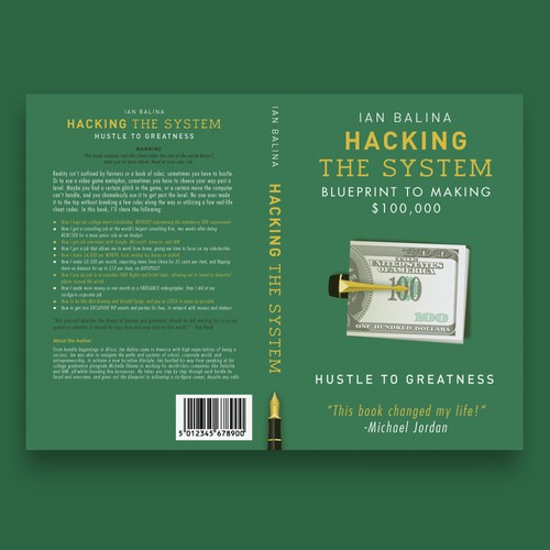 Book Cover for HACKING the SYSTEM