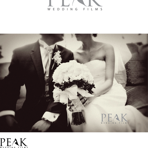 New logo wanted for Peak Wedding Films