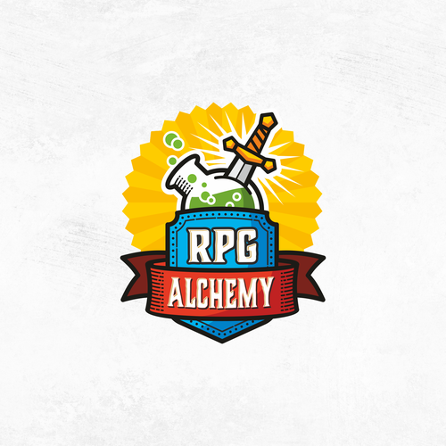 logo for Tabletop Roleplaying Blog - RPG Alchemy