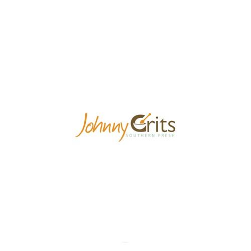 Johnny Gritsneeds a new logo