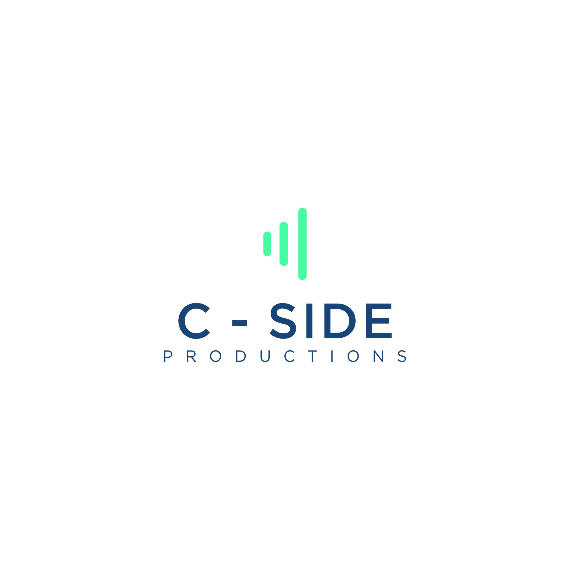 Design a modern and attractive logo for a recording studio/production company!