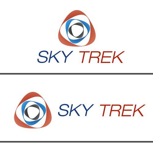 logo sky trak
