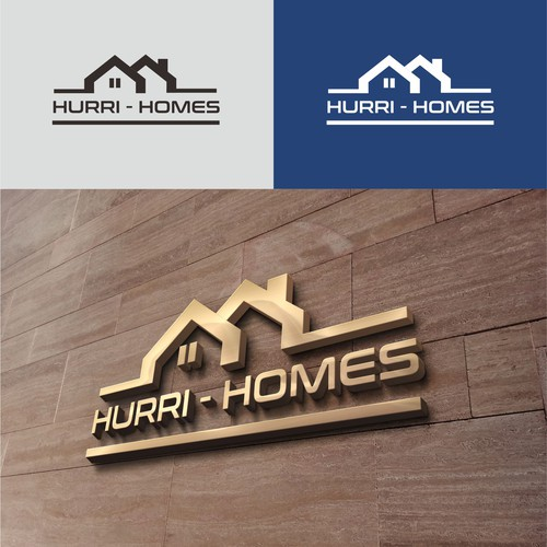 Logo Concep for Hurri Homes