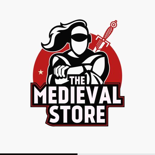 Make Modern Medieval Logo