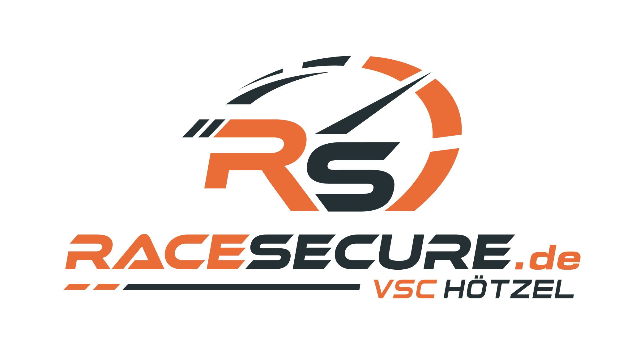 RaceSecure - modern and legitimate logo for motorsport insurance