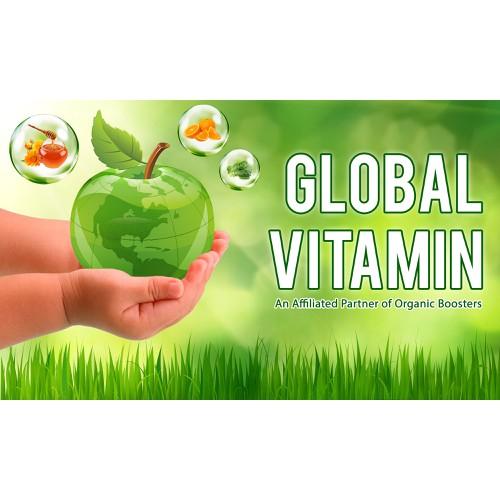 Design signage for Global Vitamin