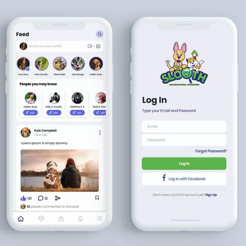 pets social media app