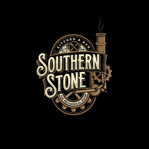 vintage restaurant logo