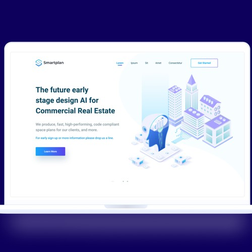 Artificial Intelligence SAAS for Real Estates Companies