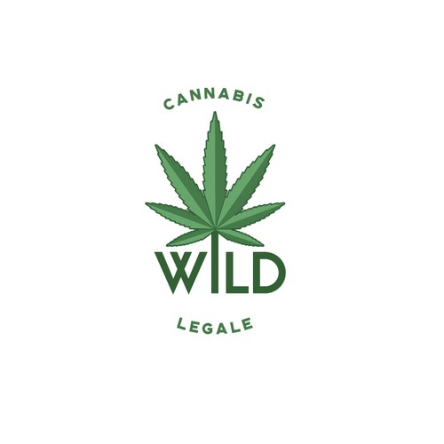 Logo for legal cannabis