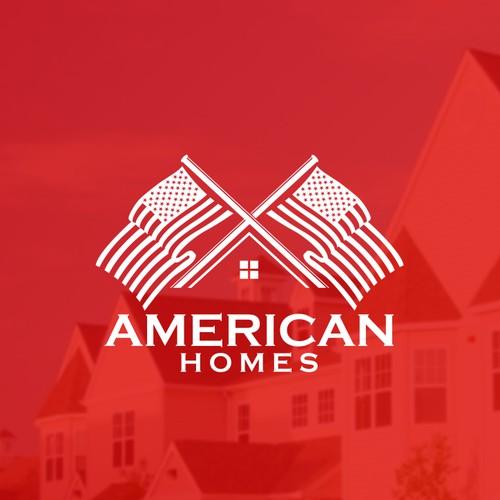 Logo for American Homes