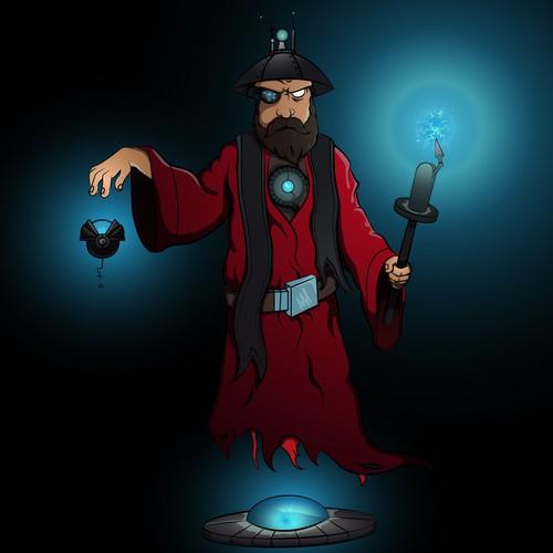 Hi-tech Wizard