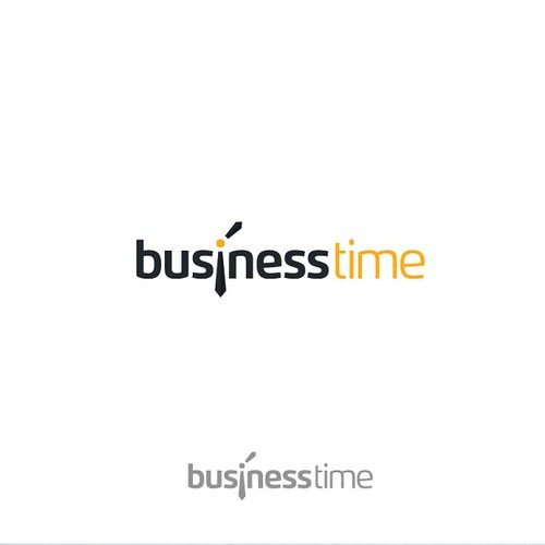 New logo and business card wanted for Business Time
