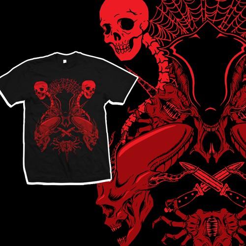 Horror Games/Survival-Horror Game T-Shirt!