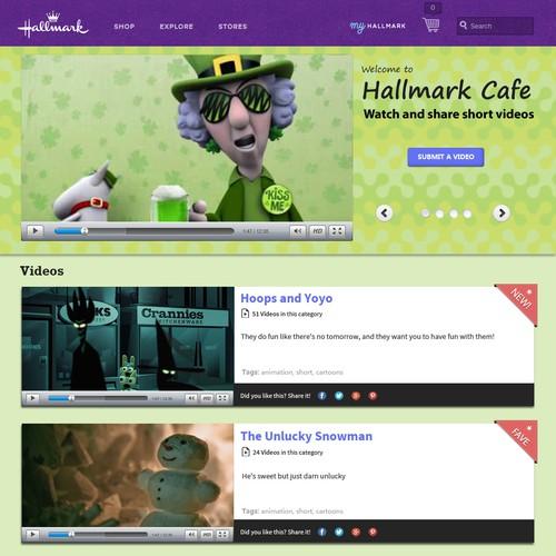 Hallmark Cafe