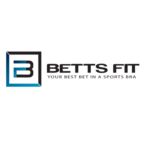 Create a logo for Betts Fit a company with a patented innovative sports bra