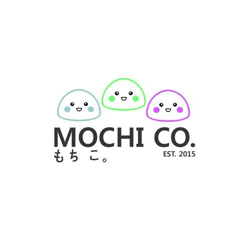 Bold Logo or japanese food