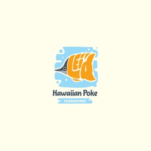 Lei'd Hawaiian Poke