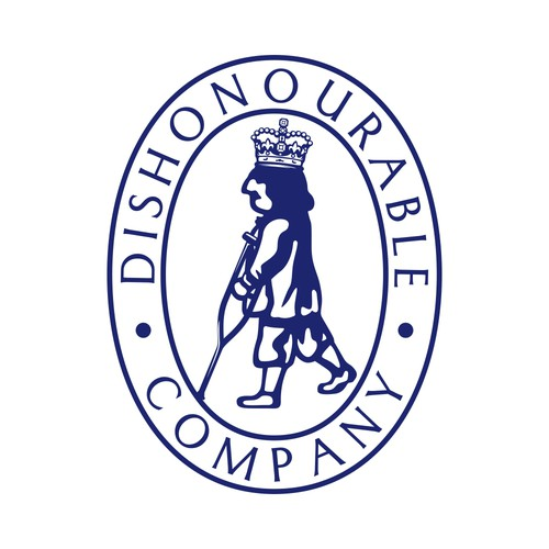 Classic logo for golf company